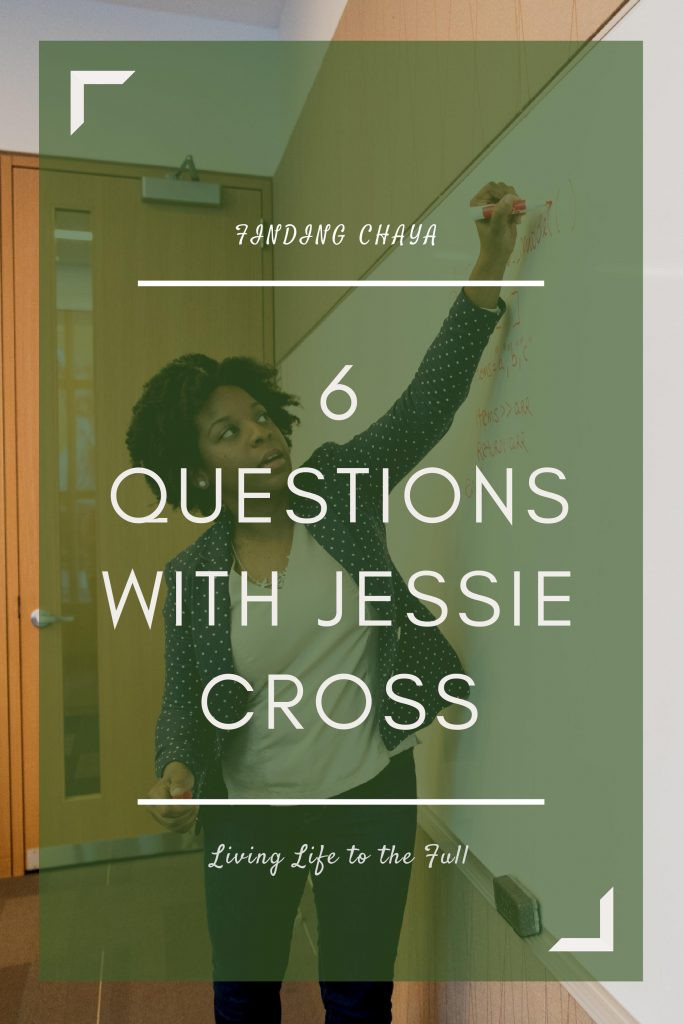 6 Questions with Jessie Cross on Teaching in London