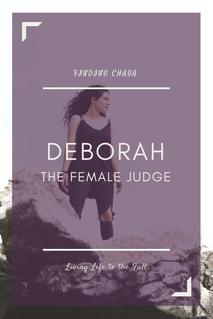 Deborah: The Female Judge and Biblical Wonder Woman