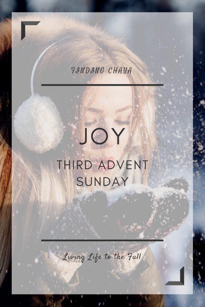 Joy || Third Advent Sunday