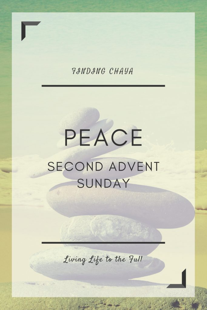 Peace || Second Advent Sunday
