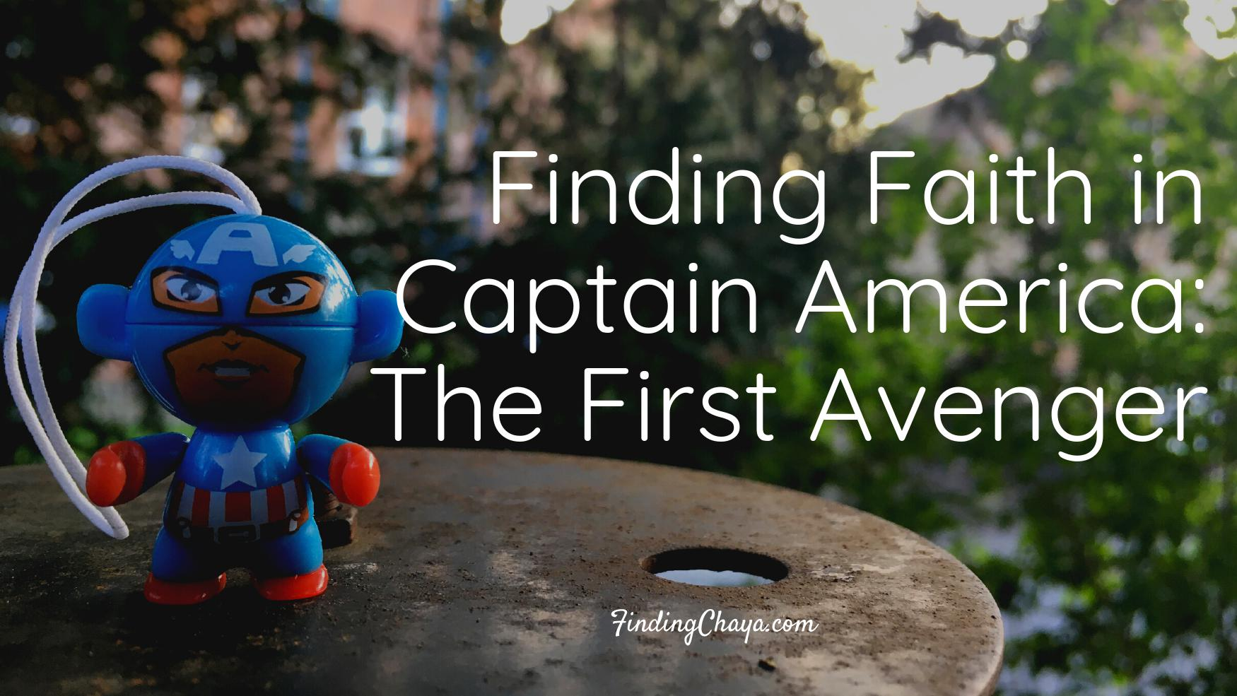 The Marvel Lockdown || Finding Faith in Captain America: The First Avenger