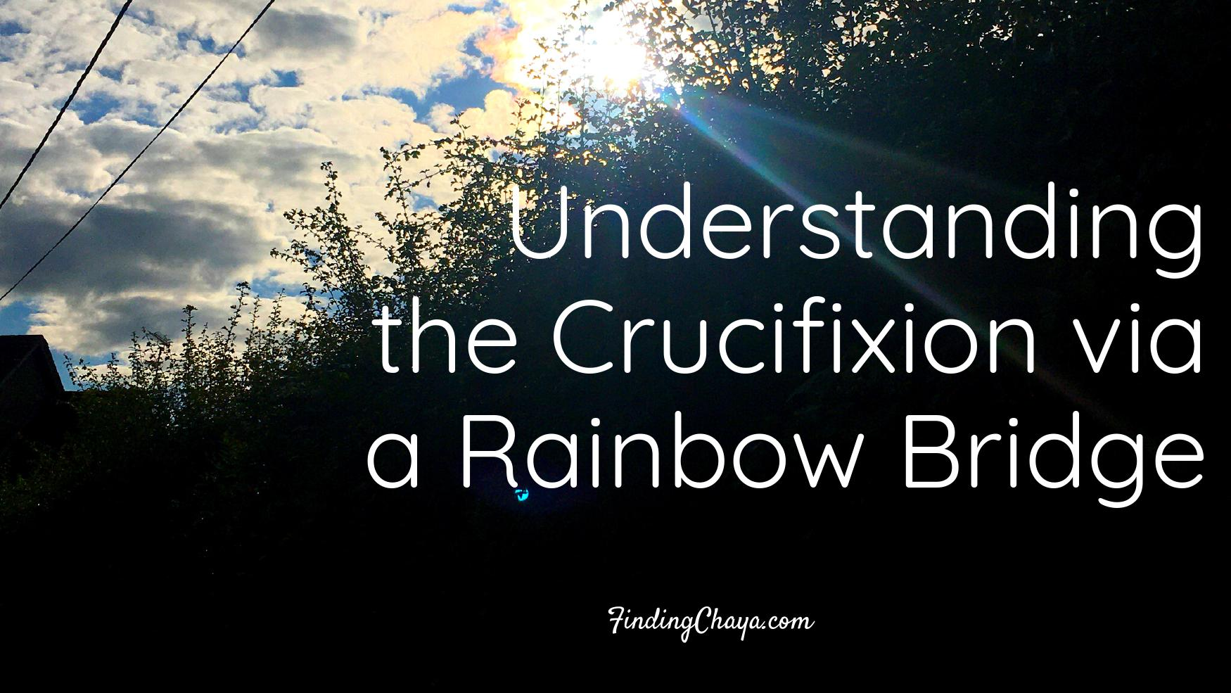 Exploring Through the MCU || Understanding The Crucifixion via a Rainbow Bridge in Thor