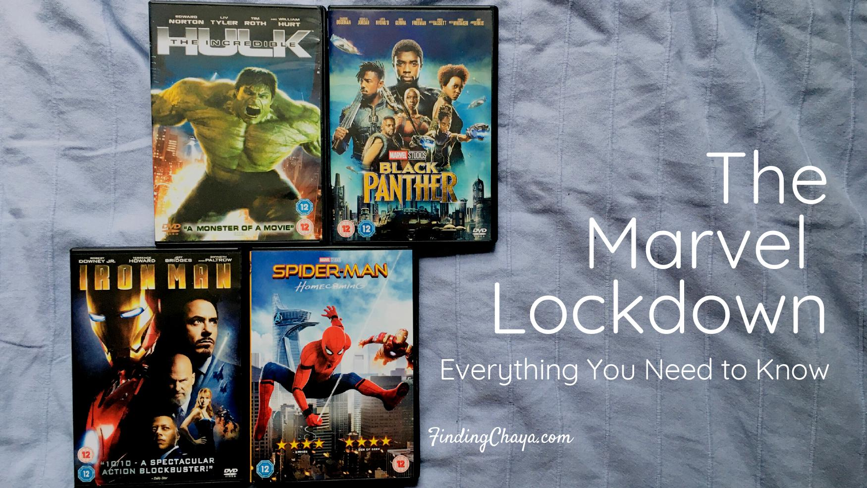 The Marvel Lockdown || Everything You Need to Know